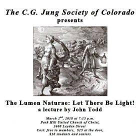 John Todd Channels C. G. Jung